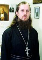 Убиенный  иерей Олег Ступичкин.